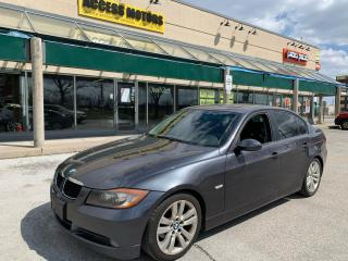 Used 2006 BMW 3 Series 4DR SDN RWD 325I for sale in North York, ON