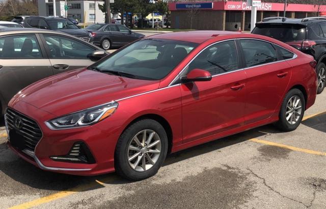 2018 Hyundai Sonata 2.4L GL