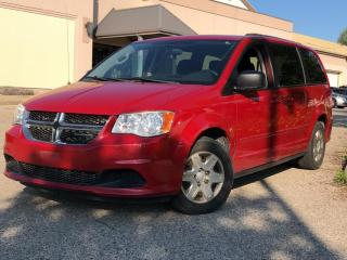 Used 2012 Dodge Grand Caravan 4dr Wgn SXT for sale in Waterloo, ON