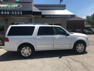 Used 2012 Lincoln Navigator L for sale in Mississauga, ON