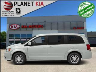 Used 2016 Dodge Grand Caravan R/T - Bluetooth - Leather Seats for sale in Brandon, MB