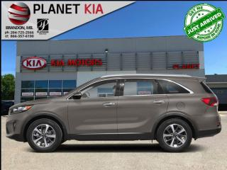 New 2019 Kia Sorento EX - Leather Seats - Heated Seats for sale in Brandon, MB