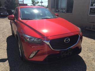 Used 2017 Mazda CX-3 GS for sale in Waterloo, ON