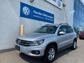 Used 2017 Volkswagen Tiguan Trendline 4dr FWD Sport Utility - Convenience pckg for sale in Edmonton, AB