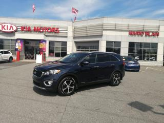 Used 2017 Kia Sorento AWD  EX+ V6 ***TOIT PANORAMIQUE, CUIR, WOW *** for sale in Mcmasterville, QC