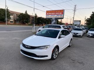 Used 2016 Chrysler 200 S for sale in Toronto, ON