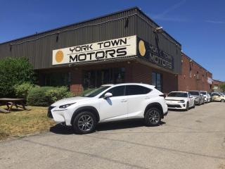 Used 2016 Lexus NX 200t for sale in North York, ON