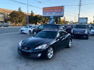 Used 2010 Hyundai Genesis Coupe GT for sale in Toronto, ON