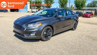 New 2020 Ford Fusion SE for sale in Edmonton, AB
