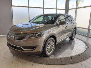 Used 2017 Lincoln MKX Select for sale in Edmonton, AB