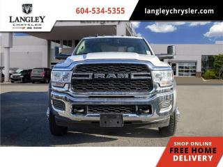 New 2019 RAM 5500 HD Chassis Cab CAB&CHASSIS for sale in Surrey, BC