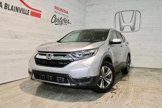 Used 2018 Honda CR-V LX for sale in Blainville, QC