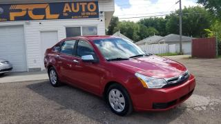 Used 2010 Ford Focus SE for sale in Edmonton, AB