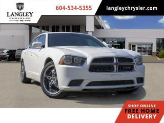 Used 2013 Dodge Charger SE  3 Month Power Train Warranty / A big family sedan for sale in Surrey, BC