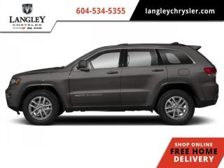 New 2020 Jeep Grand Cherokee Altitude  - Sunroof for sale in Surrey, BC