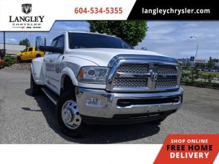 Used 2014 RAM 3500 Laramie  Wholesale Direct / Mega Cab / Loaded for sale in Surrey, BC