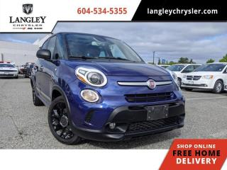 Used 2015 Fiat 500 L Trekking  Panoramic sunroof / Backup / Nimble Handling for sale in Surrey, BC