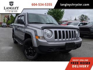 Used 2016 Jeep Patriot Sport  Bluetooth / Dash cam / Side Steps for sale in Surrey, BC
