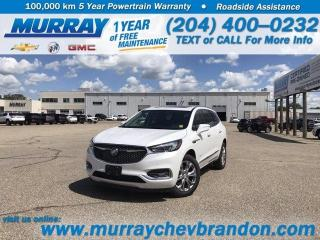 New 2020 Buick Enclave Avenir for sale in Brandon, MB