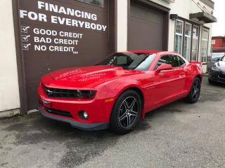 Used 2011 Chevrolet Camaro 1LT for sale in Abbotsford, BC
