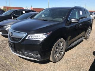 Used 2016 Acura MDX Nav Pkg for sale in Scarborough, ON