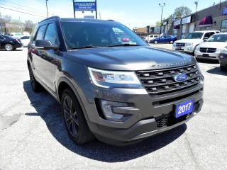 Used 2017 Ford Explorer XLT AWD Fully Loaded for sale in Windsor, ON