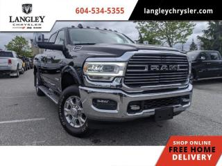 Used 2019 RAM 3500 Laramie  Loaded / Massive towing capacity / Comfortable & Quiet for sale in Surrey, BC