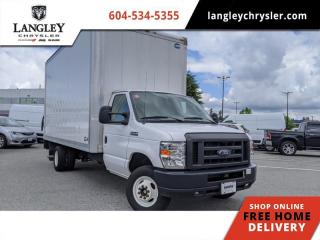 Used 2018 Ford E-Series Cutaway Base  Pleasant road manners for a van / Customization Available / Strong & Efficient for sale in Surrey, BC