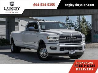 Used 2019 RAM 3500 Laramie  Dually / Leather / Aisin Transmission for sale in Surrey, BC