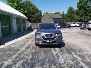 Used 2018 Nissan Rogue SL for sale in Lucan, ON