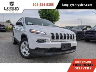 Used 2014 Jeep Cherokee BASE  Leather / Bluetooth / Backup for sale in Surrey, BC