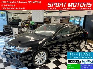 Used 2016 Acura ILX Premium Pkg+Aero Kit+Tech Pkg+Tinted+Accident Free for sale in London, ON
