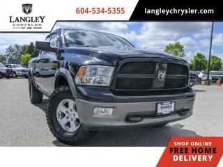 Used 2010 Dodge Ram 1500 TRX  Wholesale Direct / Working Mans Truck / Best-in-class ride quality for sale in Surrey, BC