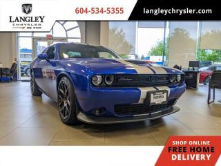 Used 2019 Dodge Challenger Scat Pack 392  Loaded / High degree of Customization / Comfortable ride for sale in Surrey, BC