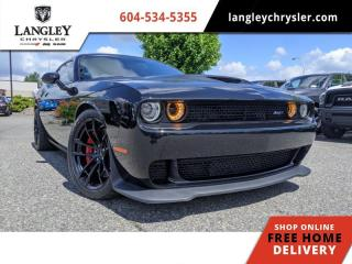 Used 2017 Dodge Challenger SRT Hellcat  Hellcat / Loaded / High degree of customization for sale in Surrey, BC