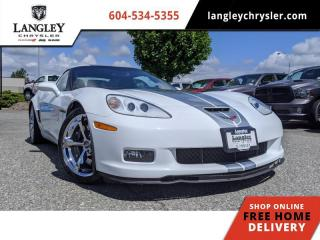 Used 2013 Chevrolet Corvette Grand Sport  Loaded W/Options / Tremendous Acceleration for sale in Surrey, BC