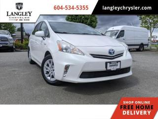Used 2013 Toyota Prius V PRIUS V  Bluetooth / Backup / Leather for sale in Surrey, BC