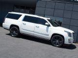 Photo of White 2015 Cadillac Escalade ESV