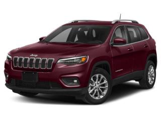 Used 2020 Jeep Cherokee Trailhawk for sale in Brandon, MB