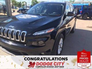 Used 2017 Jeep Cherokee North for sale in Saskatoon, SK