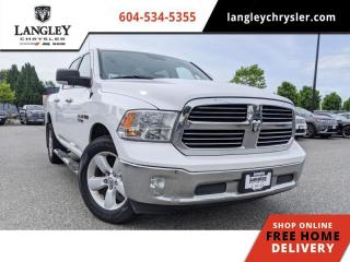 Used 2015 RAM 1500 SLT  EcoDiesel / Navi / Backup / Best In Class Fuel Economy for sale in Surrey, BC