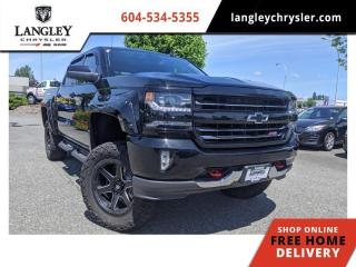 Used 2017 Chevrolet Silverado 1500 LTZ  BDS Lift / Tire & Wheel Package / Bold Design for sale in Surrey, BC