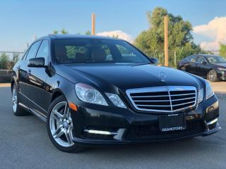 Used 2013 Mercedes-Benz E-Class E 550 for sale in Oakville, ON