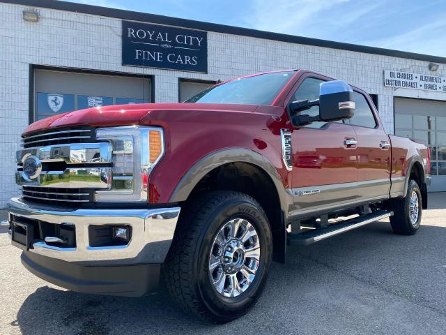 2019 Ford F-250 LARIAT FX4 Super Duty Loaded Crew Cab