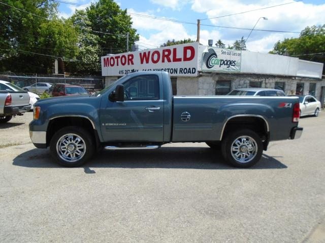 2008 GMC Sierra 2500 HD SLE