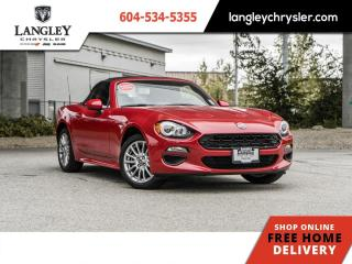 New 2019 Fiat 124 Spider Classica Convertible for sale in Surrey, BC
