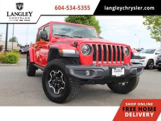 Used 2020 Jeep Gladiator Rubicon  Loaded / Rubicon / Safety Group for sale in Surrey, BC
