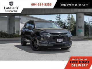 Used 2019 Chevrolet Blazer RS  Loaded /AWD /Sunroof /Leather for sale in Surrey, BC