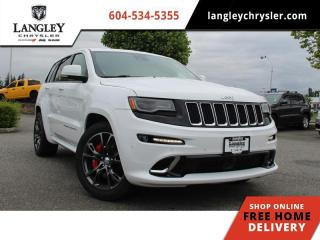 Used 2016 Jeep Grand Cherokee SRT  Tow Group / Pano-Roof / Leather for sale in Surrey, BC