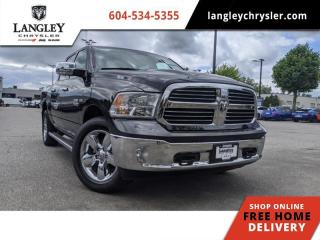 Used 2017 RAM 1500 Big Horn  comfort / Sunroof / Touch Screen for sale in Surrey, BC